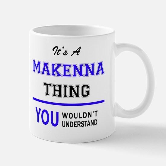 Cute Makenna Mug