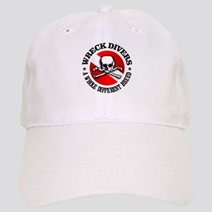 Wreck Divers (Different Breed) Baseball Cap