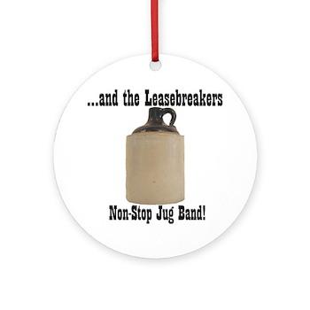 Leasebreakers Ornament (Round)