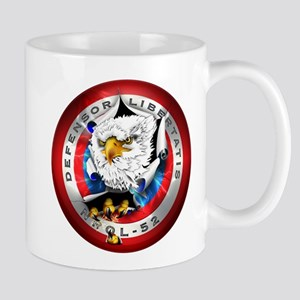 NROL-34 Program Logo 11 oz Ceramic Mug
