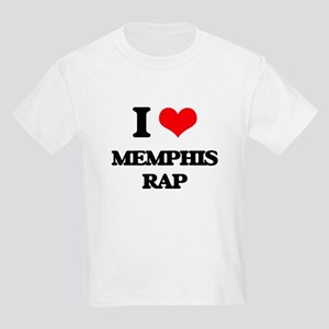 I Love MEMPHIS RAP T-Shirt