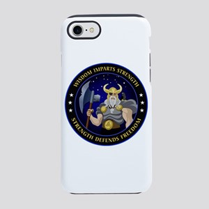 NROL-34 Program Logo iPhone 8/7 Tough Case