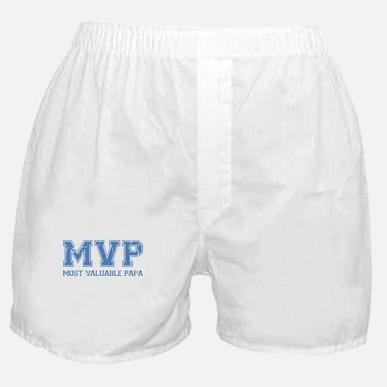 MVP Most Valuable Papa Boxer Shorts