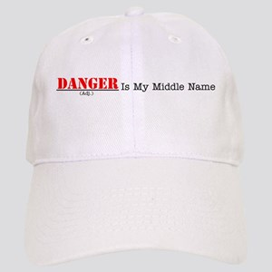 Danger Is My Middle Name Cap