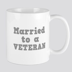 Married to a Veteran Mug