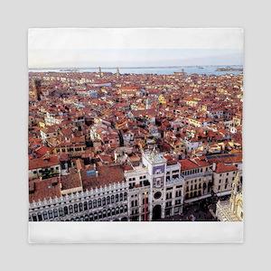 Venice Queen Duvet