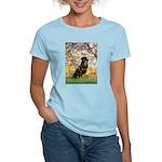 Spring / Rottweiler Women's Light T-Shirt