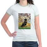 Spring / Rottweiler Jr. Ringer T-Shirt