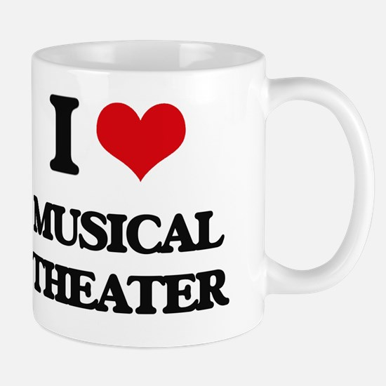 Cute Musical genres Mug
