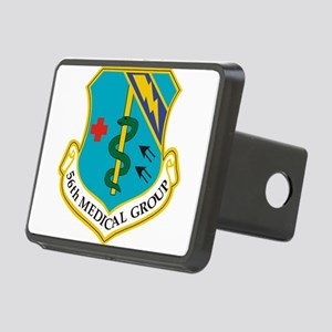 56th Medical Group Rectangular Hitch Cover