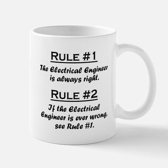 Cute Electrical engineer Mug