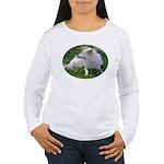 White Wolf Women's Long Sleeve T-Shirt