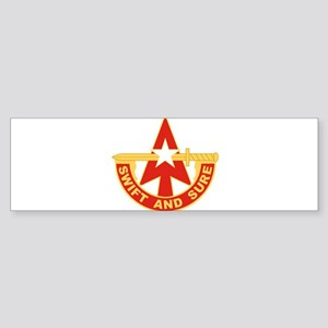 32nd Army Air Defense Artillery Com Bumper Sticker