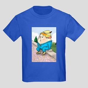 Humpty Dumpty Kids Dark T-Shirt
