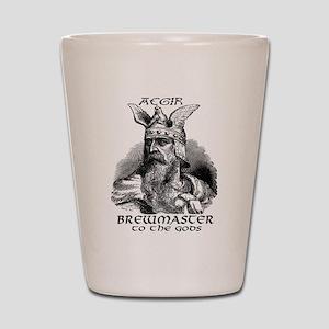 Aegir Viking Brewmaster Shot Glass