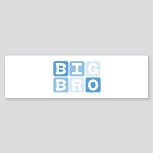 BIG BRO Bumper Sticker