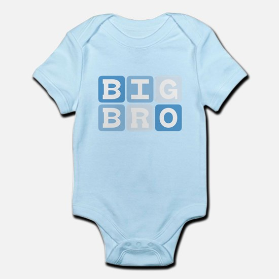 BIG BRO Infant Bodysuit