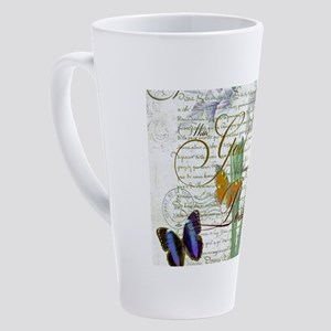 All things are possible 17 oz Latte Mug