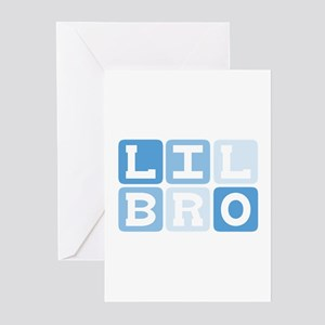 LIL BRO Greeting Cards (Pk of 10)
