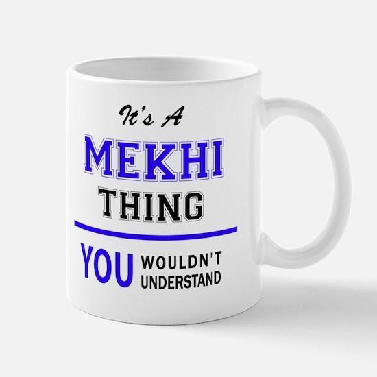 Cute Mekhi Mug