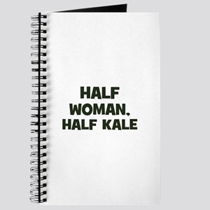 half woman, half kale Journal