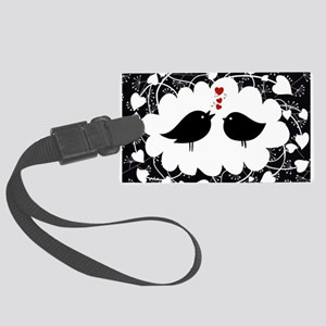 Love Bird's Song Luggage Tag