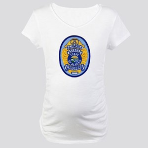 Alaska State Troopers Maternity T-Shirt