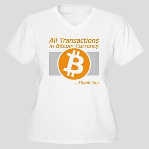 All Transact Plus Size T-Shirt