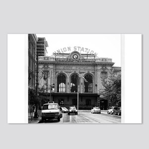 Union Street in the Rain Postcards (Package of 8)