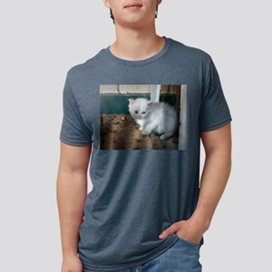 White Kitten T-Shirt