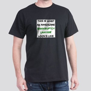 awesome bankruptcy lawyer Dark T-Shirt