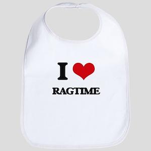 I Love RAGTIME Bib