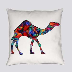 CAMEL VISION Everyday Pillow