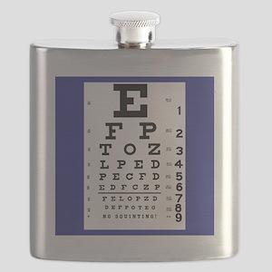 Eye Chart Flask