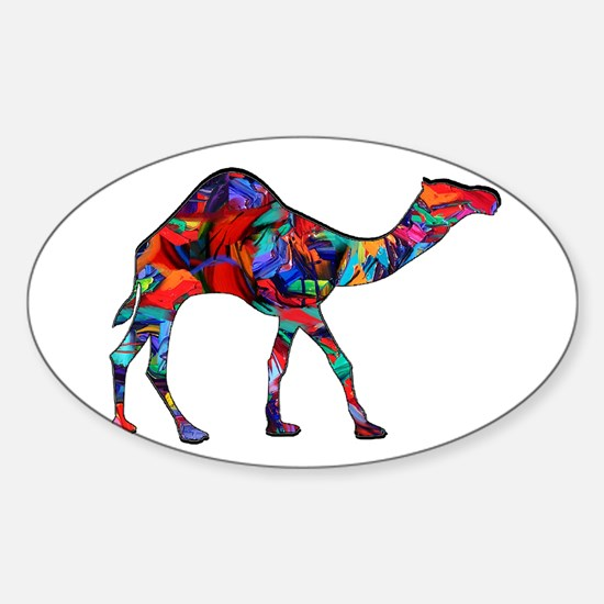 CAMEL VISION Decal