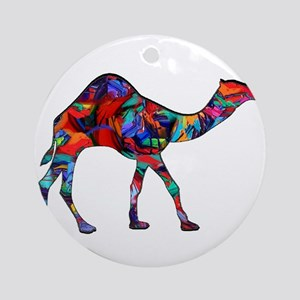 CAMEL VISION Round Ornament