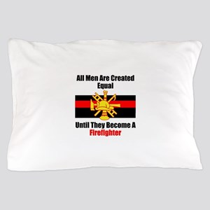 Hero Firefighter Pillow Case