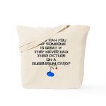 christmas bubblegum Tote Bag