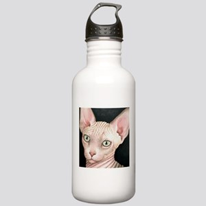 Cat 412 sphynx Stainless Water Bottle 1.0L