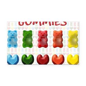 0dca96d5580fed Gummy Bear Car Accessories - CafePress