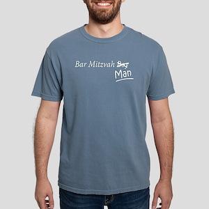 Funny Boy-to-Man Bar Mitzvah T-Shirt (Dark) T-Shir
