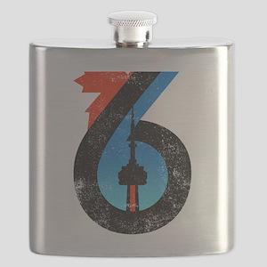 Toronto The Six Flask