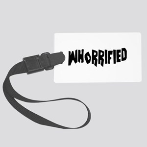 Whorrified Luggage Tag