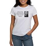 Ralph Waldo Emerson 22 Women's T-Shirt