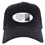 Ralph Waldo Emerson 22 Black Cap