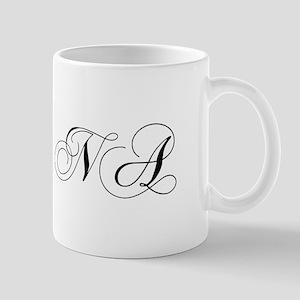 NA-cho black Mugs