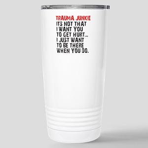 Trauma Junkie Mugs