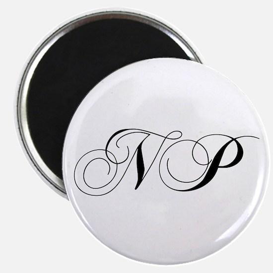 NP-cho black Magnets