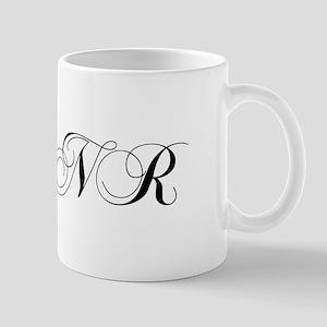 NR-cho black Mugs