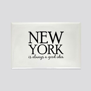 New York Is Always A Good Idea Magnets